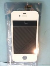 iPhone 4 (A1332) LCD Screen and Digitizer Assembly, White, AT&T Only