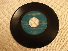 B J THOMAS I'M SO LONESOME I COULD CRY/CANDY BABY PACEMAKER 227 ORIGINAL LABEL