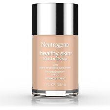 Neutrogena Healthy Skin Liquid Makeup, 100 Natural Tan Expired 01/20