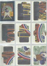 23 card PUZZLE 1986 DONRUSS HANK AARON