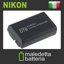 EN-EL1 Batteria  per Nikon Coolpix 4300 4500 4800 5000 5400 5700 (WG7)