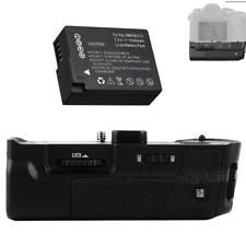 Vertical Battery Grip Dmw-bgg1 Replacement for Panasonic G80 G85
