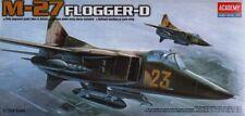 Academy MiG-27 Flogger D 1:72 Model Kit New & Sealed