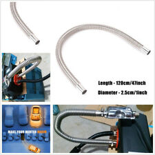 1.2m Exhaust Pipe Stainless Steel OD 2.5cm Gas Vent Universal For Parking Heater