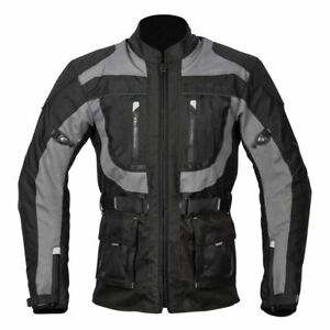 Spada Zorst CE WP Jacket Black Grey Medium