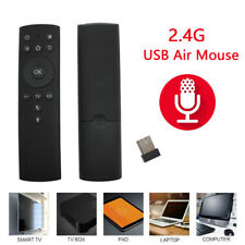 Universal 2.4G Wireless Air Mouse w/ Voice Remote Control For Smart TV Box X1Y0