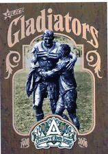 2008 NRL GLADIATORS CARD