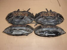 2006 Jeep Grand Cherokee 6.1L 4 Brembo Calipers Front Rear Left Right OEM