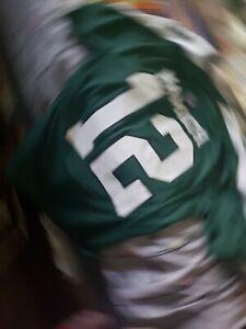 Joe Namath Jets Hall Of Fame Majestic Replica Jersey