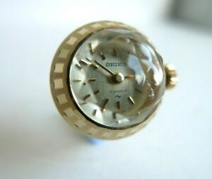 Great Condition ! Seiko Ring Watch___Mechanical