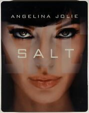 BLU-RAY DVD STEELBOOK Salt (Film) ANGELINA JOLIE Actionthriller 2010 NEUWERTIG!