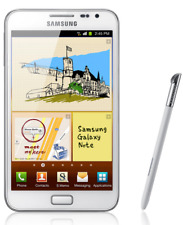 "Samsung Galaxy Note GT-N7000 16GB  (Unlocked)8.0MP 5.3"" Smartphone-White"