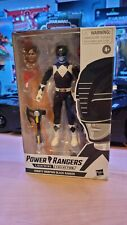 Power Rangers Lightning Collection Mighty Morphin Black Ranger Hasbro