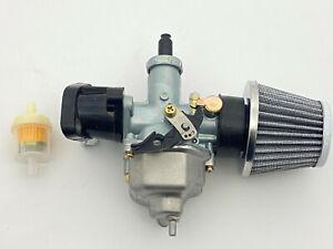 Carburetor & Intake Boot Air Filter For Honda XR100 XR100R XL100S Carb