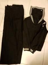 Vintage US Navy USS SIERRA Uniform 38L