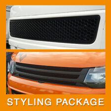 Van-X, Styling Paket vorn, Wabendesign, (2er Set), für VW T5.1