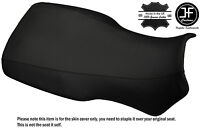 BLACK VINYL CUSTOM FITS POLARIS SPORTSMAN 96-04 4x4 600 700 SEAT COVER