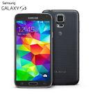 Noir Samsung Galaxy S5 2Go+16Go Débloqué Téléphone 4G Smartphone Fingerprint AAA