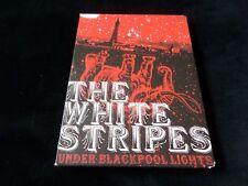 THE WHITE STRIPES - UNDER BLACKPOOL LIGHTS DVD - 2004 - EX CON