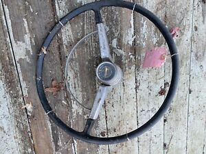 #1 STEERING WHEEL HORN RING Chevy Buick Oldsmobile Pontiac Impala PARTS