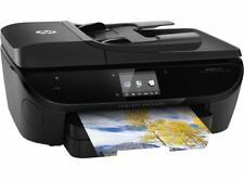 New HP Envy 7640 All in One Color Photo Printer E4W43A WITH INKS HP 7640 A_B
