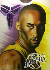 "Airbrush Kobe ""Black Mamba"" Bryant T-Shirt ...Laker Nation!!"