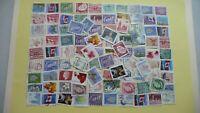 10418     - lot 100 timbres seconds