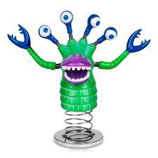 Dashboard Monster Bobblehead Wiggler!