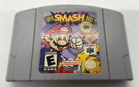 Super Smash Bros. (Nintendo 64, 1999) Authentic, Tested/Working! N64