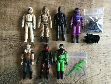 Gi JOE Action Force Figure Bundle job lot  .