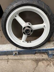 Suzuki gsxr 750 srad 1997 front wheel