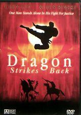Dragon Strikes Back (DVD, 2003) Chen Lee, Klaus Kinski