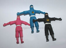 1995 Bandai Power Rangers Mighty Morphin Movie Bendy Ranger Lot