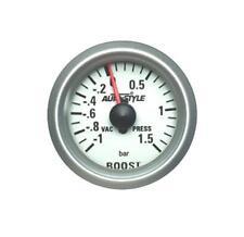 """Calibre de rendimiento de presión Turbo Boost/Medidor esfera 52mm/2"""""""