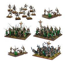 Mantic Games NUOVO CON SCATOLA Kings of War ELF ARMY 2nd Edition mgkwe100