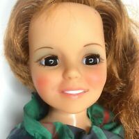 Vintage Look Around Crissy Doll Grows Hair Twist Ideal Company In Box 1972
