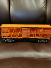 Lionel #3656 Operating Cattle Car
