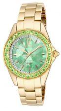 Invicta 14534 Women's Angel Mosaic Limited Edition Gemstone Bezel Bracelet Watch
