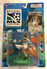Frank Klopas Official MLS Action Figure & Trading Card (by Ban Dai)