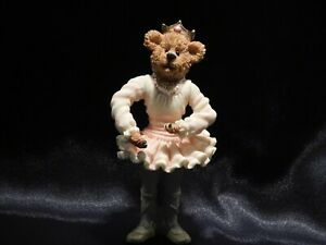 "Boyds Christmas SHOE BOX BEAR Ballerina ""SUGARPLUM BEARY"" - 3E - NIB"