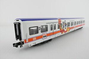 """Minitrix 13399 S-Bahnwagen 2.Kl. """"Kellogg's Frosties"""" der DB,  EVP, (X990)"""