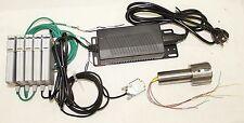 3x digitale Minitaster - SOLARTRON DM05S - inkl. Netzteil & Schnittstelle