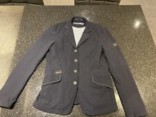 Pikeur Sarissa II Softshell Competition Jacket Navy Size 8 Like Animo
