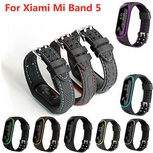 For Xiaomi Mi Band 5 Smart Bracelet Replacement Sports Wrist Band Straps Belts