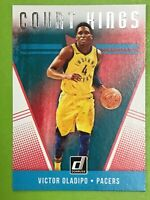 D42 2018-19 Donruss Court Kings #15 Victor Oladipo Indiana Pacers