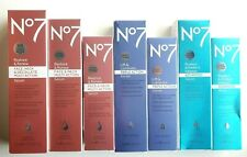 No7 Lift& Luminate Restore&Renew Protect&Perfect Intense Serums *Original & New