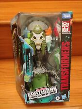 Transformers War For Cybertron: Earthrise Voyager Quintesson Judge MISB IN HAND