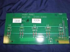 Thermo Finnigan Front Panel Board Used 97000-61400