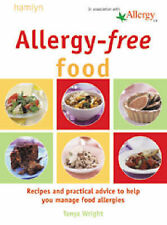 Tanya Wright Allergy-free Food Very Good Book