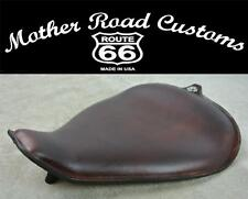 2010-2018 201 Smooth Brown On The Frame Seat Sportster Harley All Models 48